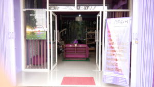 Tampak Depan Showroom NaGa Interior