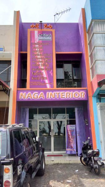 Showroom NaGa Interior